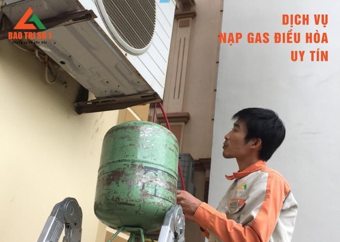 Để mang lại hiệu quả khi nạp gas, kỹ thuật kiểm tra gas trước khi bơm kỹ càng