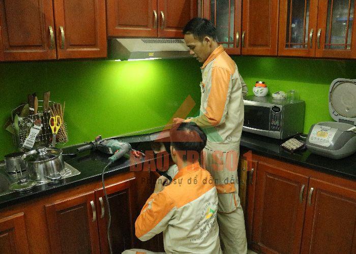 Sửa bếp từ Junger tại Hà Nội chuyên nghiệp