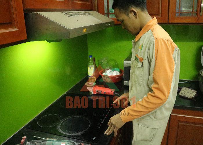 Sửa bếp từ tại Bắc Từ Liêm