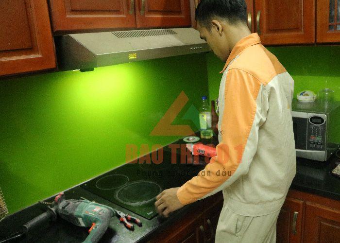 Sửa bếp từ giá rẻ tại nhà - uy tín - chất lượng