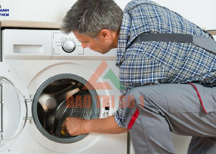 <center>Máy giặt bị rung lắc trong khi giặt - Kỹ thuật tiến hành khắc phục<center>