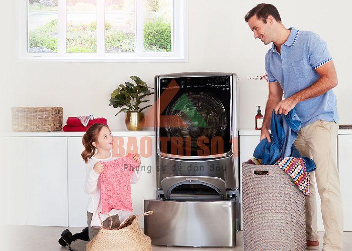Hãy để chiếc máy giặt Electrolux nhà bạn hoạt động hiệu quả nhất