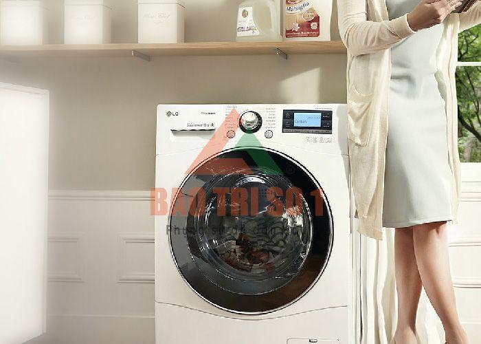 <center>Khách hàng hài lòng sau kết thúc quá trình sửa máy giặt National </center>