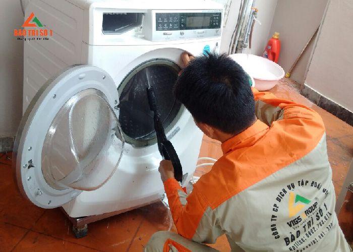 Sửa máy giặt Sanyo tại Hà Nội đảm bảo hết lỗi lập tức