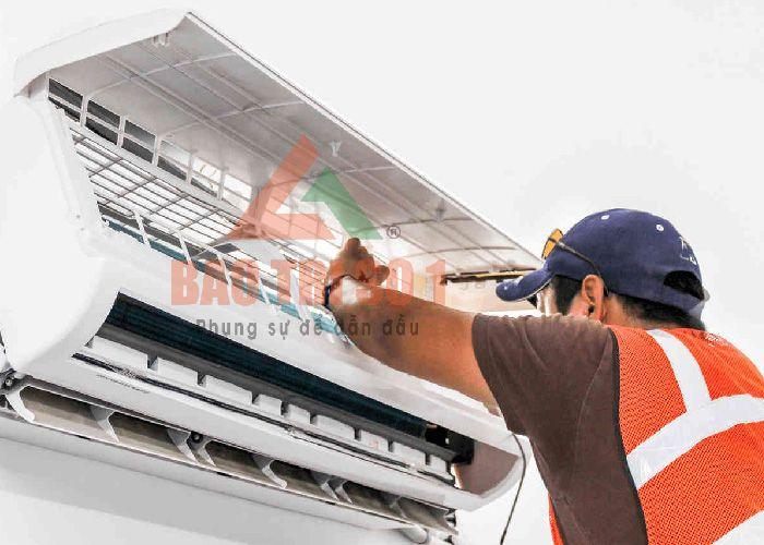 Sửa chữa điều hòa Inverter chuyên nghiệp