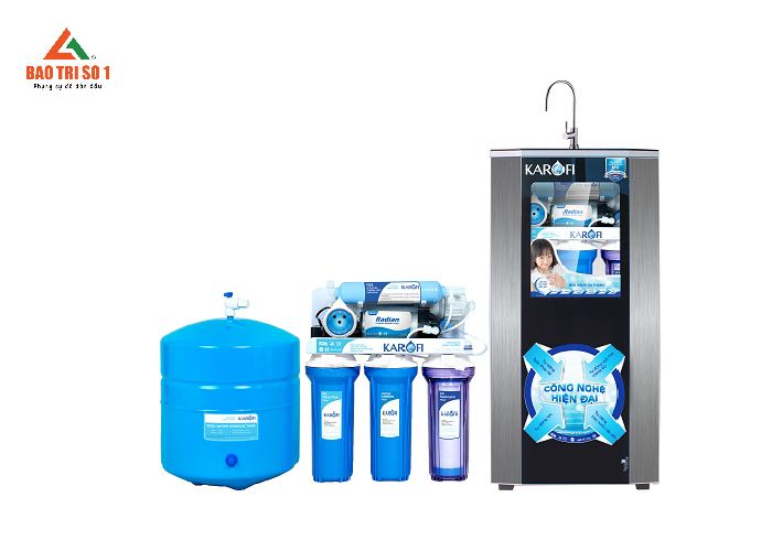 Sửa chữa máy lọc nước tại nhà quận Ba Đình