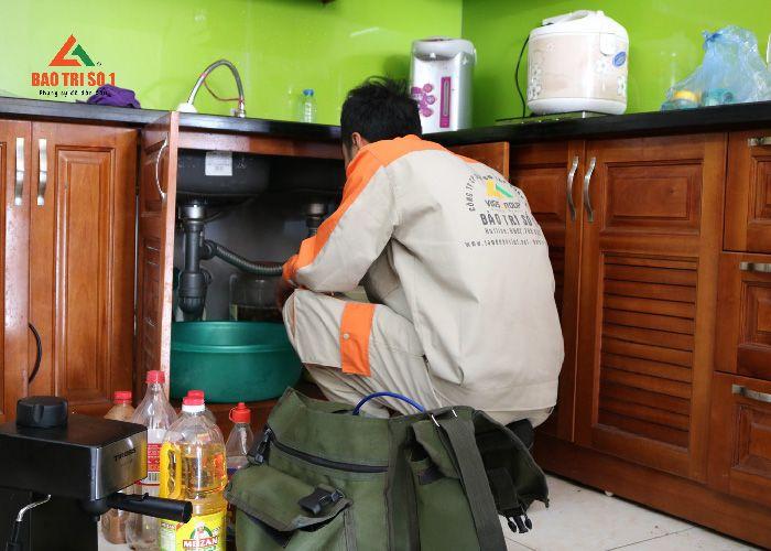 Danh sách sửa chữa điện nước quận Nam Từ Liêm