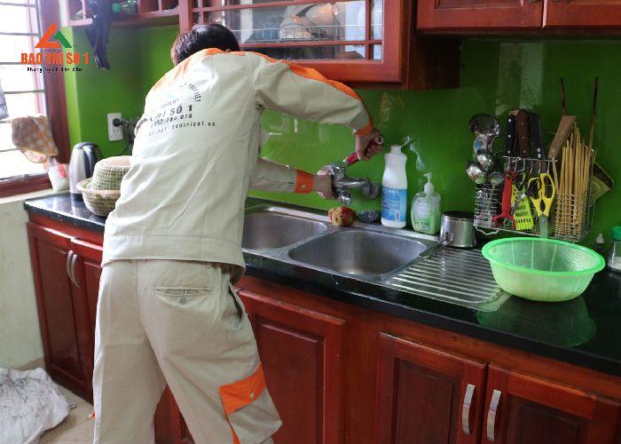Thợ Bảo Trì Số 1 sửa điện nước quận Hai Bà Trưng