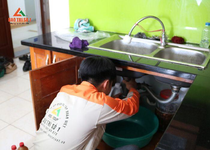 Sửa chữa điện nước tại Xã Đàn uy tín, chuyên nghiệp