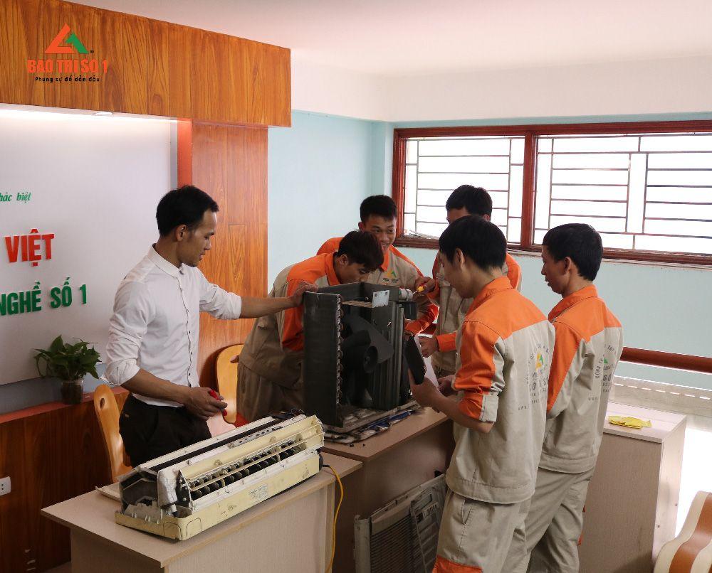 Giới thiệu dịch vụ đào tạo dạy nghề tại Bảo Trì Số 1