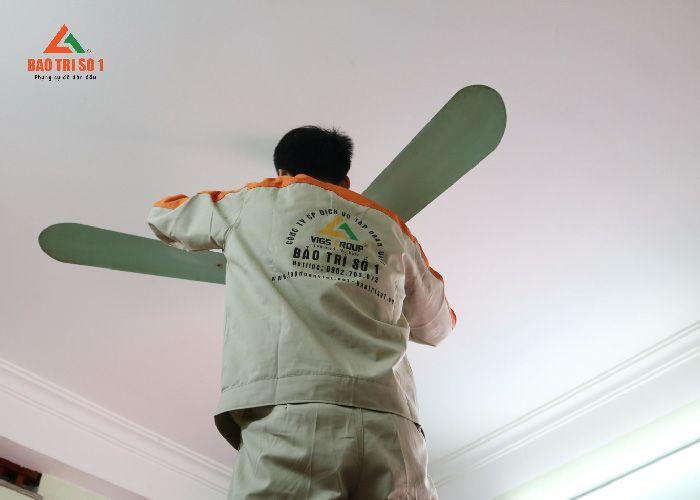 Sửa quạt điện ở đâu uy tín tại Hà Nội
