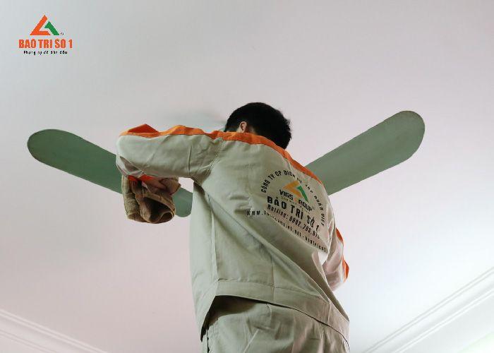 Thợ sửa quạt điện ở Thanh Xuân tại nhà