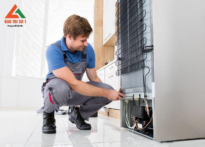 Dịch vụ sửa tủ lạnh LG tại nhà