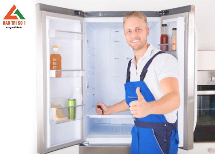 Ưu điểm vượt trội dịch vụ sửa tủ lạnh quận Thanh Xuân