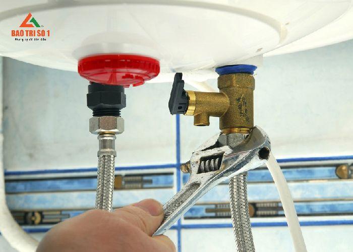 Sửa bình nước nóng Ariston tại Hà Nội chất lượng