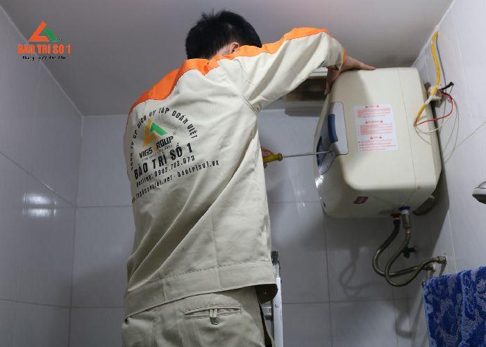Sửa bình nước nóng Ariston tại Hà Nội nhanh chóng